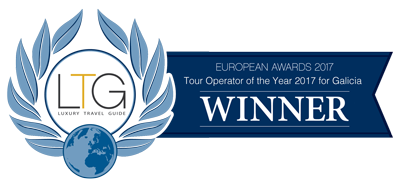 Ultreya Tours won the Tour Operator of the Year for Galicia Awards 2 years in a row!