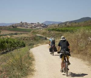 Cycling the Rioja on the Camino de Santiago