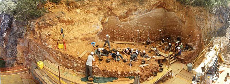 Le Site Archéologique d'Atapuerca - Le Camino Francés au Paléothique