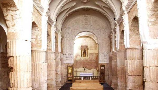 Ermita de los Arcos de Tricio, église wisigothe