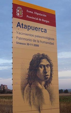 Visitez la Fondation et le site archéologique de Atapuerca à côté de Burgos sur le Chemin Français