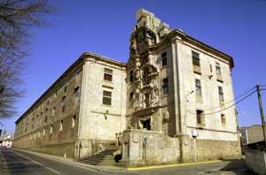 Convent of Santa Clara, Rúa de Santa Clara, 12, in Santiago de Compostela