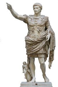 Statue de l'empereur August