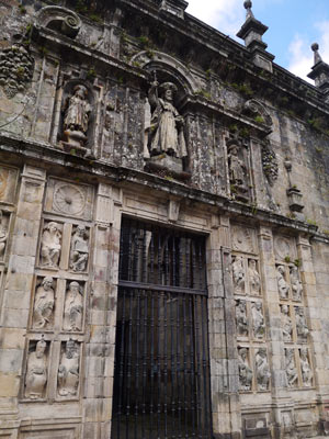 Holy Door of the Cathedral of Santiago de Compostela
