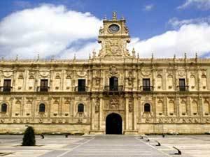 Hostal de San Marcos in Leon