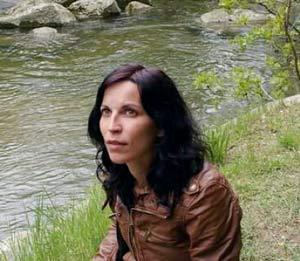 Rosana Massages Therapist on the Camino de Santiago