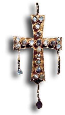 Croix votive wisigothe