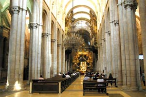 Guided Tours of the Cathedral of Santiago de Compostela