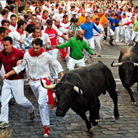 San Fermin in Pamplona