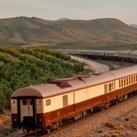 Spain's Northern Coast by Private Rail