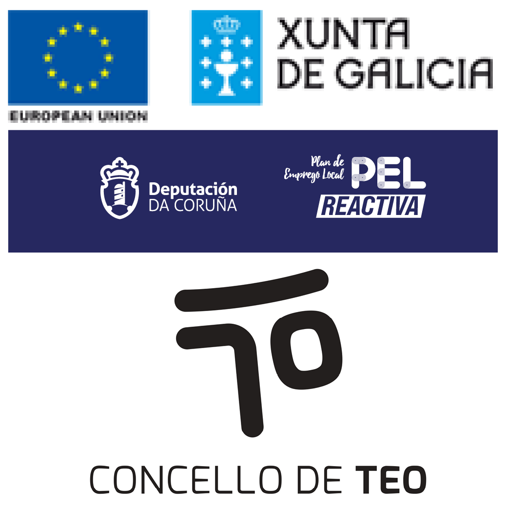 Ultreya Tours is a project co-financed by the European Union and the Xunta of Galicia