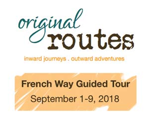 Guided tour on the Camino de Santiago September 1-9, 2018